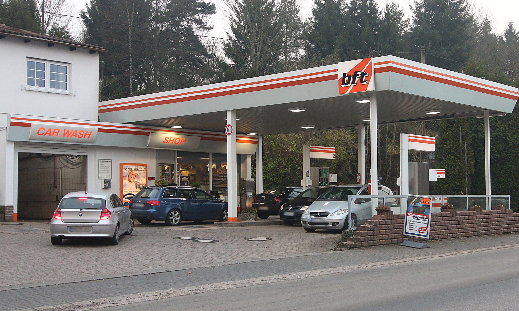 Tankstelle Kern